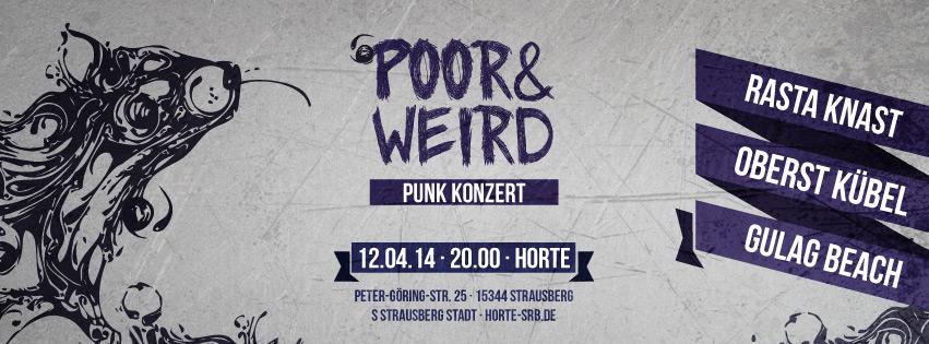 horte-punkkonzert